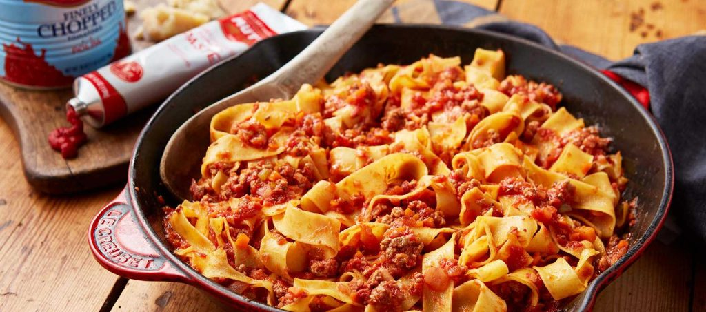 Mutti® bolognese from Italy