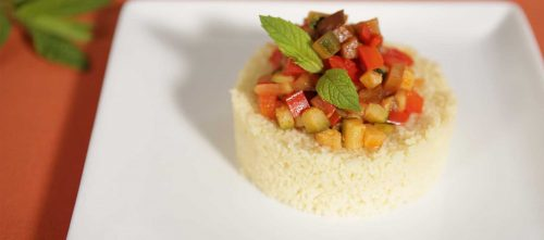 Vegetarcouscous